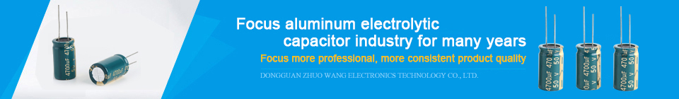 Focus aluminum electrolytic           capacitor industry for many years